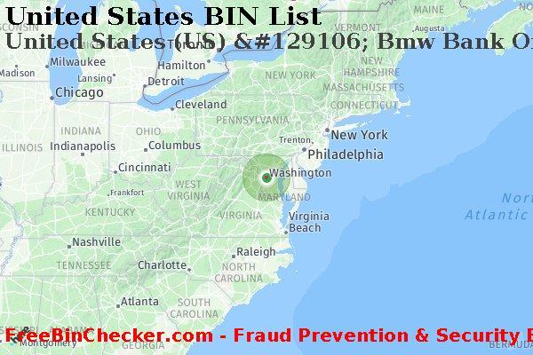 United States Bmw Bank Of North America Us Bank Bin List Mastercard Mc Amex Maestro Discover Dci Visa Card Networks